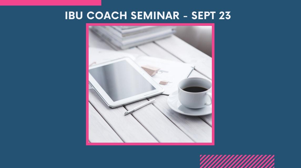 BIU participates at IBU Coach Webinar